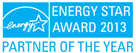 Energy Star Award 2013 - Partnet of the Year